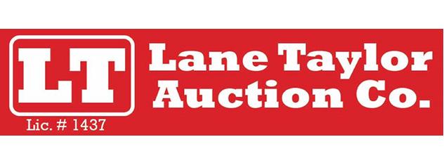 Lane Taylor Auction Company